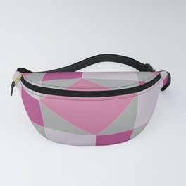 Pythagoras Pinks Fanny Pack
