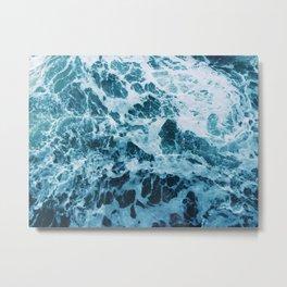 King Tide Metal Print