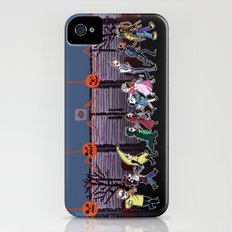 Epidemiology iPhone (4, 4s) Slim Case