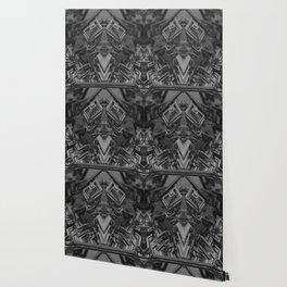 Industrialized Wallpaper