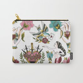 Milagros Carry-All Pouch