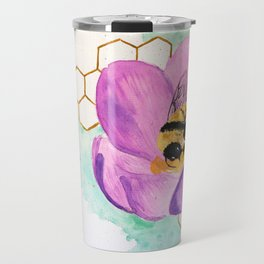 Bowing Beefore the Queen Travel Mug