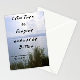 Forgive Others Stationery Cards