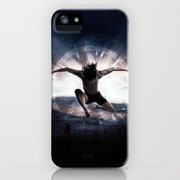 Animus iPhone Case