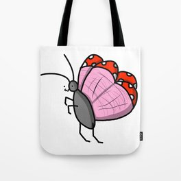 Butterfly Bby | Veronica Nagorny  Tote Bag