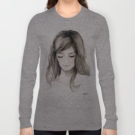 A portrait 4 Long Sleeve T-shirt