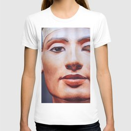 The Face of Nefertiti T-shirt
