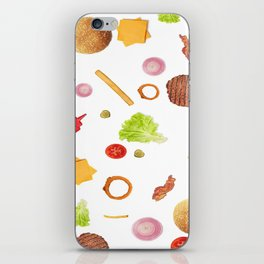 In-N-Out iPhone Skin