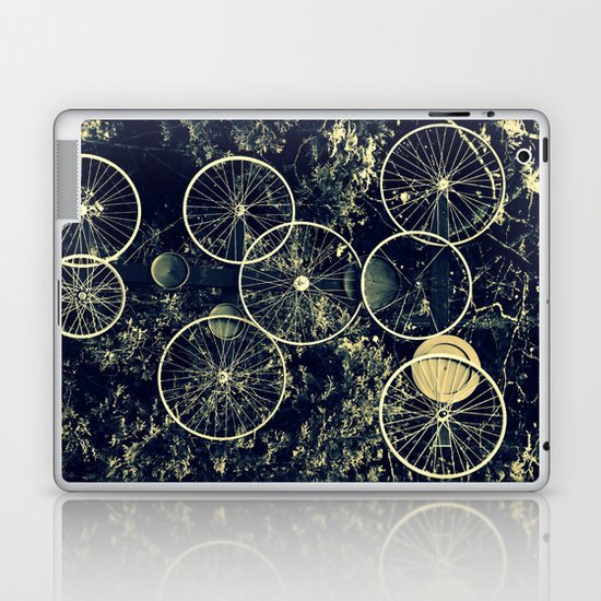 Tire - less Laptop & iPad Skin