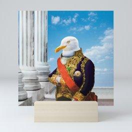Portrait of Grand Duke Gaius C. Gulle Mini Art Print