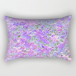 Speckled Pink Rectangular Pillow