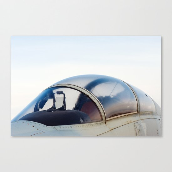 CF-116 Freedom Fighter Canvas Print