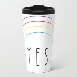 yes Travel Mug