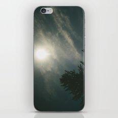 look to the sky . ii iPhone & iPod Skin