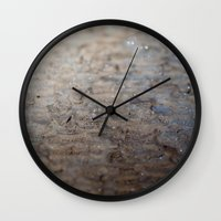 scales Wall Clocks featuring Scales by Moiz Merchant
