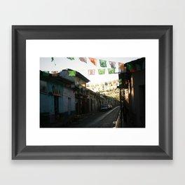Chiapas 2 Framed Art Print