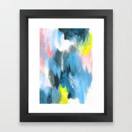 Decided Framed Art Print
