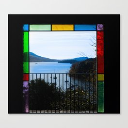 Room with a View. Canvas Print