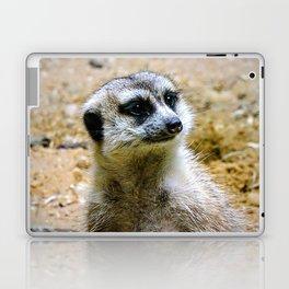 Meerkat vibin' Laptop & iPad Skin