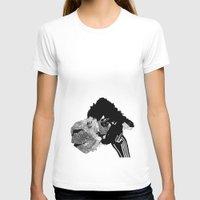 alpaca T-shirts featuring Alpaca by caseysplace