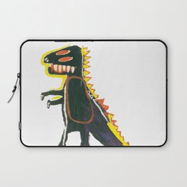 Dinosaur: Homage to Basquiat Laptop Sleeve