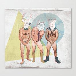 Shy Guy V2 Canvas Print