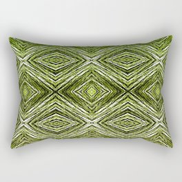 Memories of Woven Grass, Verdure Rectangular Pillow