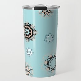 Mandala (1) Travel Mug