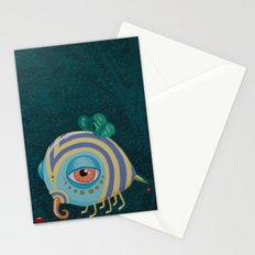 Dangerous creatures 1 Stationery Cards