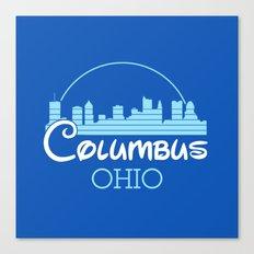 Columbus, Ohio Canvas Print