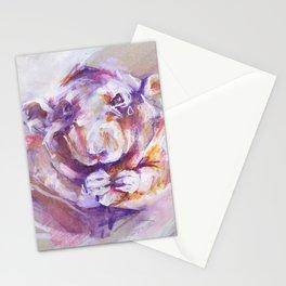 Purple Rat Stationery Cards
