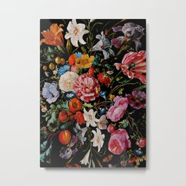 Night Garden XXXVI Metal Print