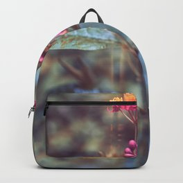 Exotic Flower Backpack