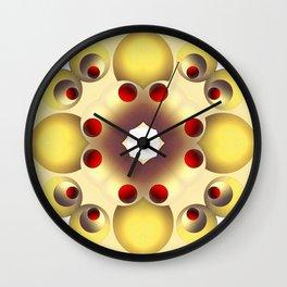 Trinkets Wall Clock