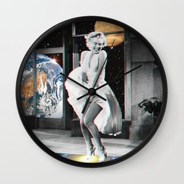 The Light Year Itch Wall Clock