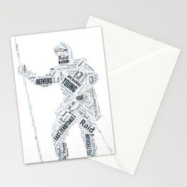 Young Reiver Art Stationery Cards