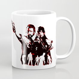 Walking Dead Zombie Cleanup Crew Coffee Mug