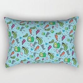 Kale and Avos Rectangular Pillow