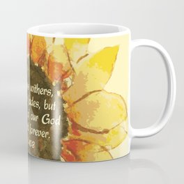 The Word of our God will stand forever Coffee Mug