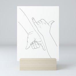 18S69 Mini Art Print