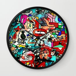 Coveted Wall Clock