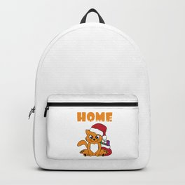 "Perfect gift this coming holiday! Give the best and cutest gift ever. Grab this ""Christmas Cat"" now! Backpack"