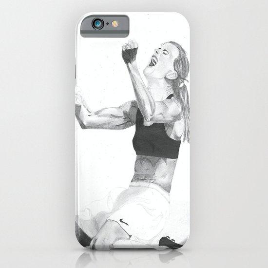 Brandi Chastain iPhone & iPod Case