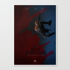 The Amazing Spiderman Canvas Print