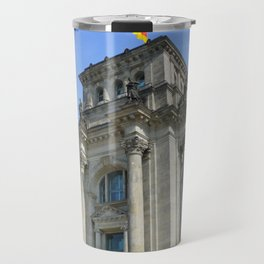 Reichstag, Berlin, Germany Travel Mug