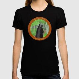 view from a horse SUMMER ASPEN T-shirt