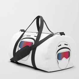 Snowboard Helmet and Goggles Duffle Bag
