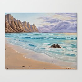 Kogel Bay, South Africa Canvas Print
