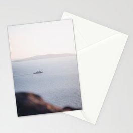 Dreaming of an island getaway | Mykonos Greece Travel Photography | Minimal Photo Print Stationery Cards