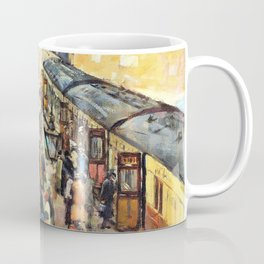 The Terminus, Penzance Station - Stanhope Alexander Forbes Coffee Mug
